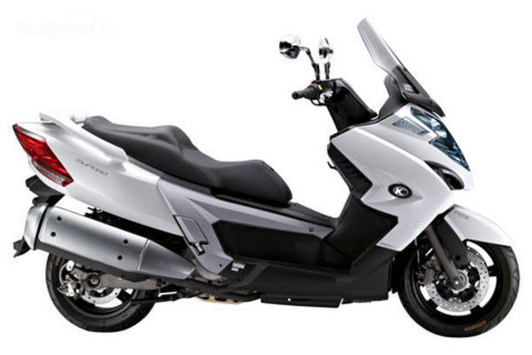 Kymco Scooter #9