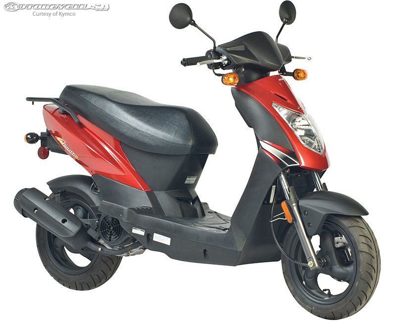 Kymco Scooter #6