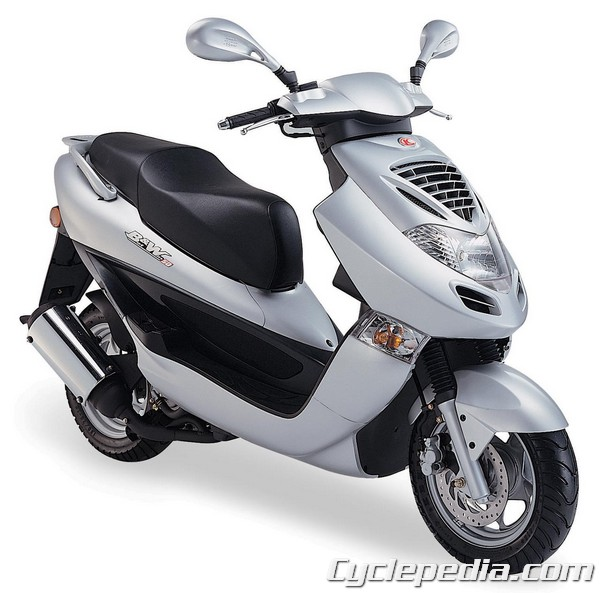 Kymco Scooter #8