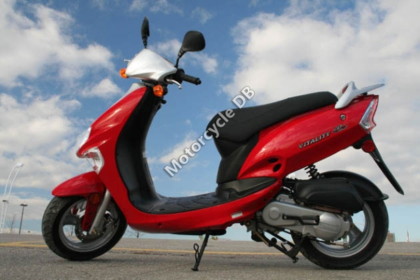 Kymco Top Boy 50 On Road 2007 #1