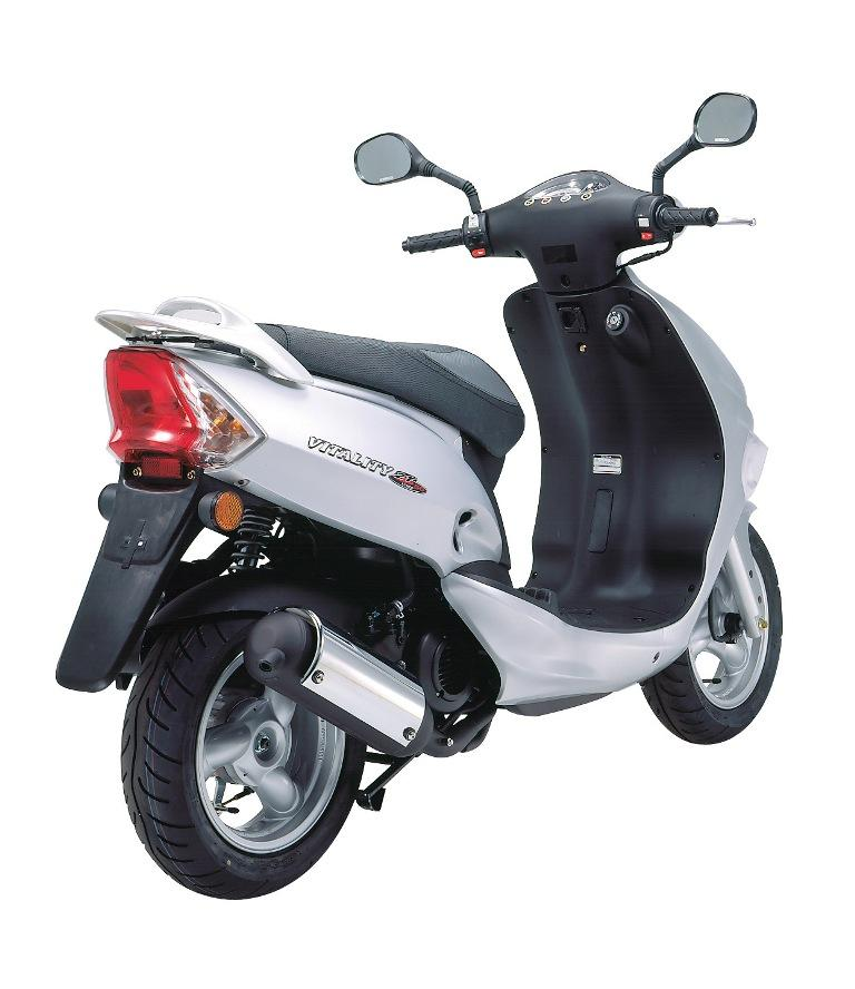Kymco Top Boy 50 On Road 2007 #9