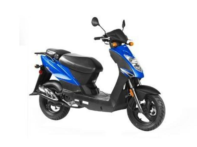 Kymco Top Boy 50 On Road 2007 #12