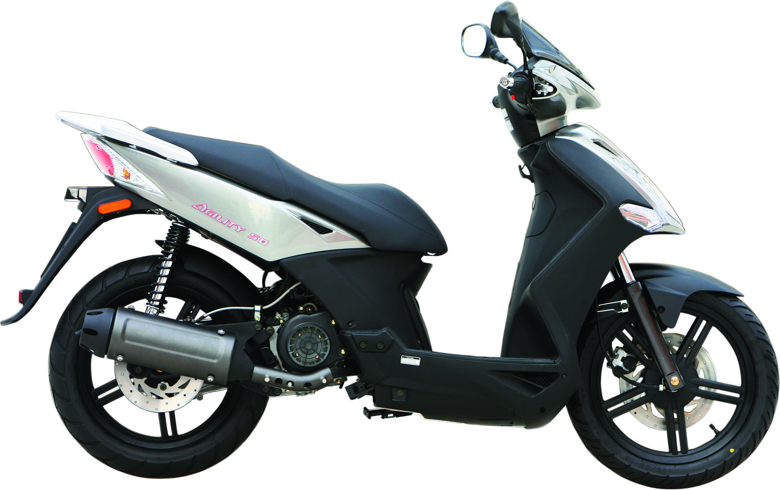 Kymco Top Boy 50 On Road 2007 #8