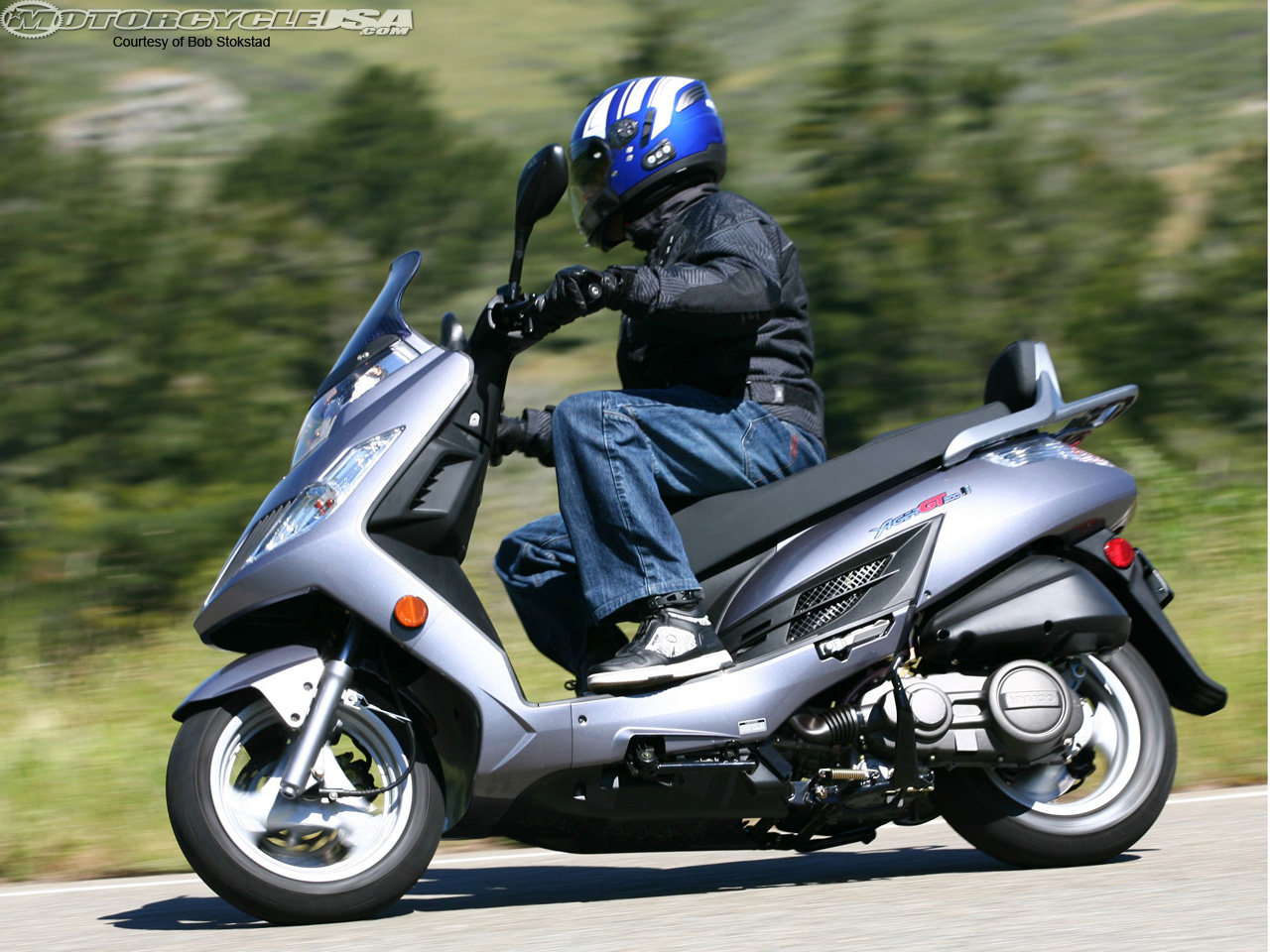 Kymco Yager GT 200i #1
