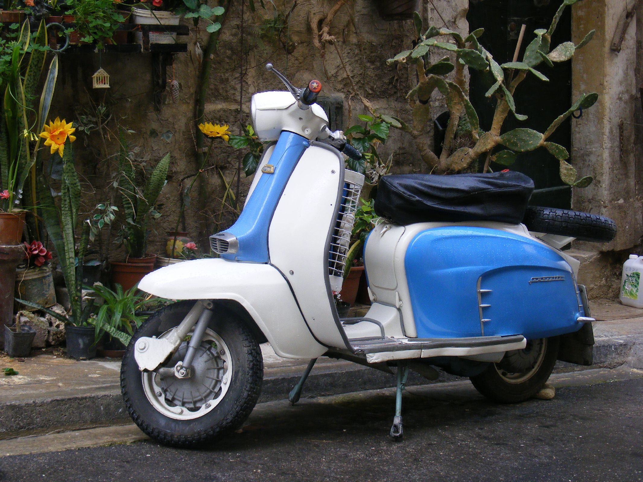 Lambretta Scooter #1