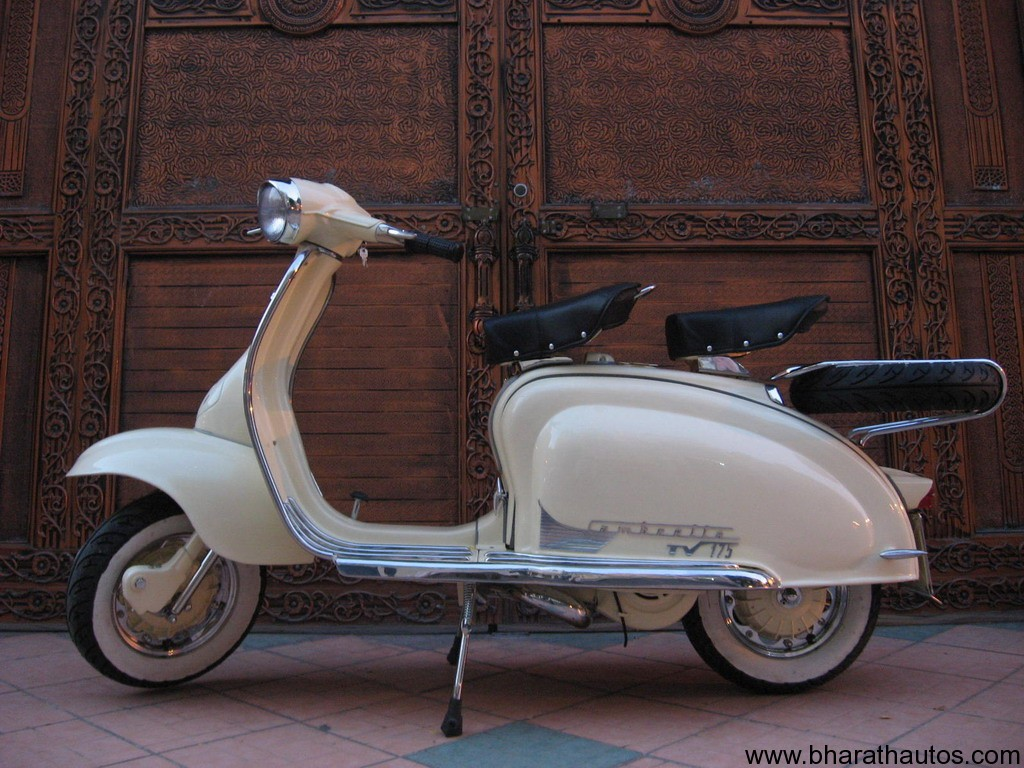 Lambretta Scooter #12