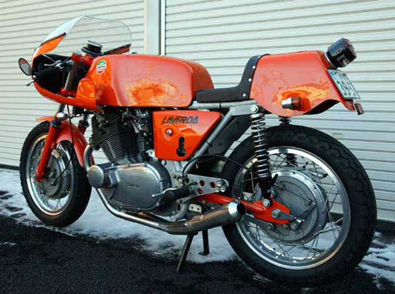 Laverda 600 SFC (reduced effect) 1988 #1