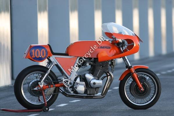 Laverda 600 SFC (reduced effect) 1988 #2