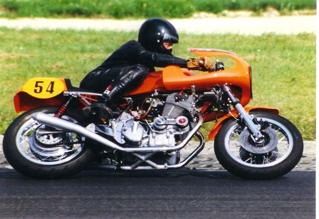 Laverda 600 SFC (reduced effect) 1988 #4