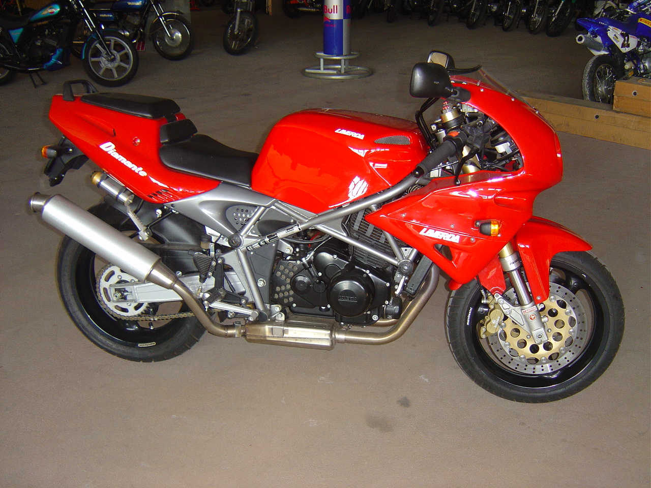Laverda 750 Diamante 1998 #7