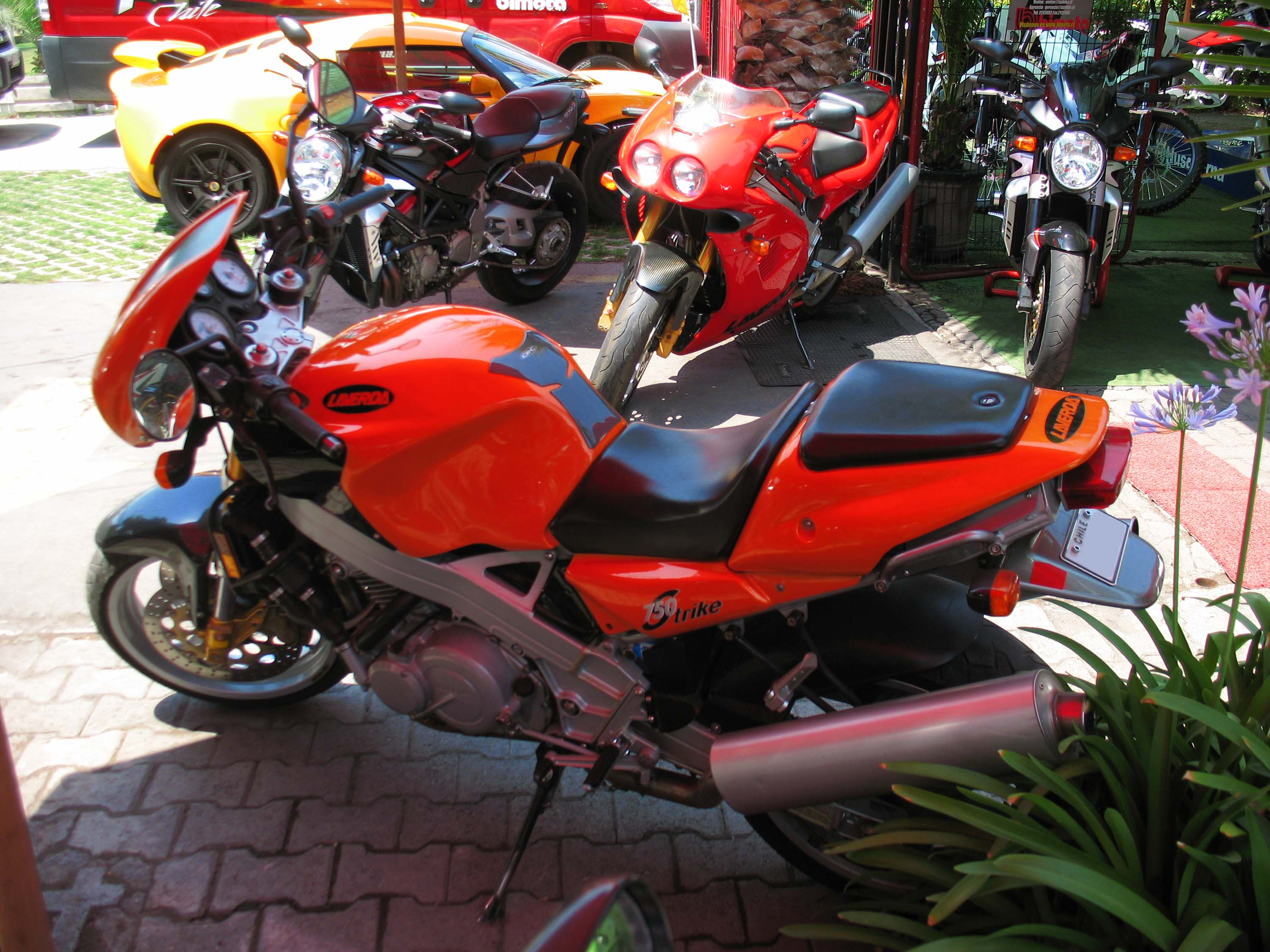 Laverda 750 Diamante 1998 #4