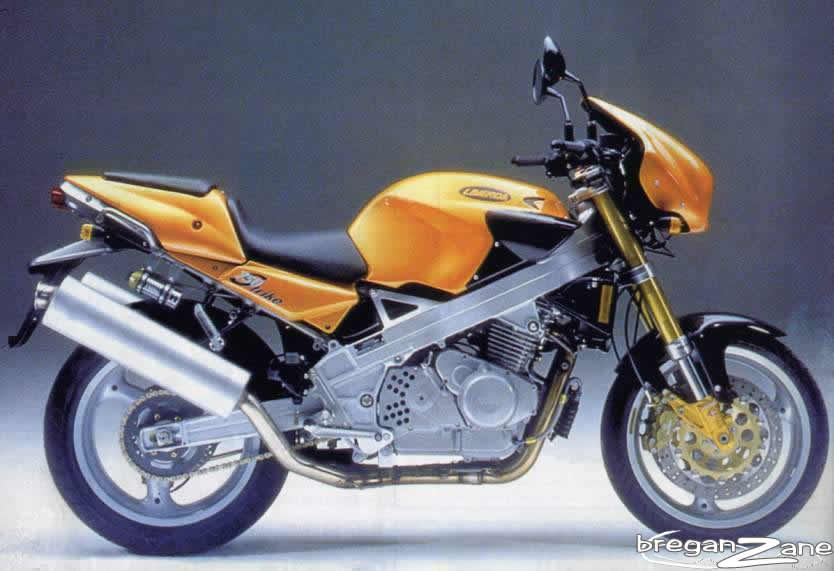 Laverda 750 Diamante 1998 #5