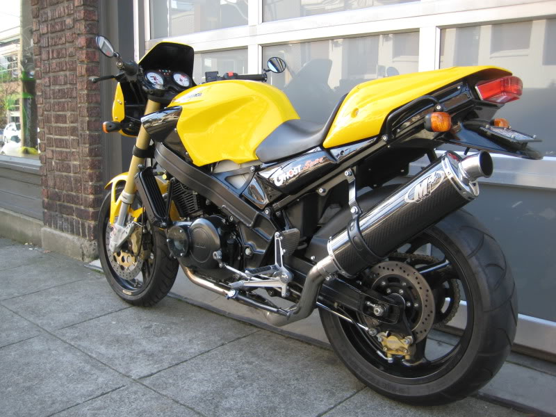 Laverda 750 Ghost Strike #6