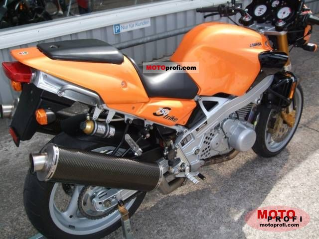 Laverda 750 Ghost Strike #8