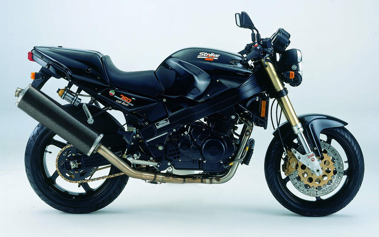 Laverda Ghost Strike #1