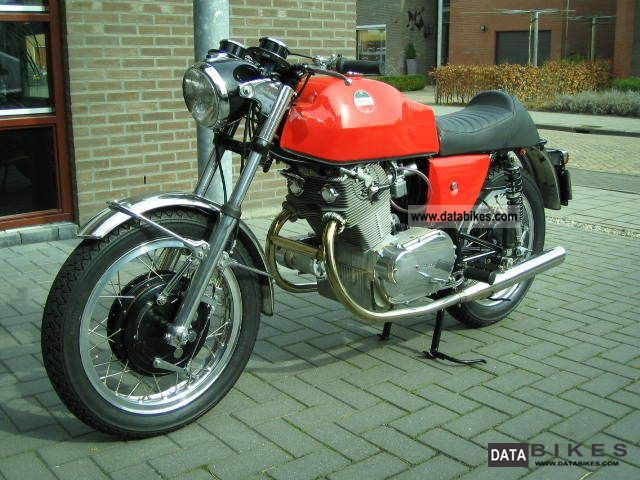 Laverda Naked bike #1