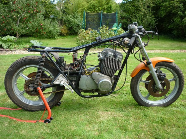 Laverda Naked bike #10