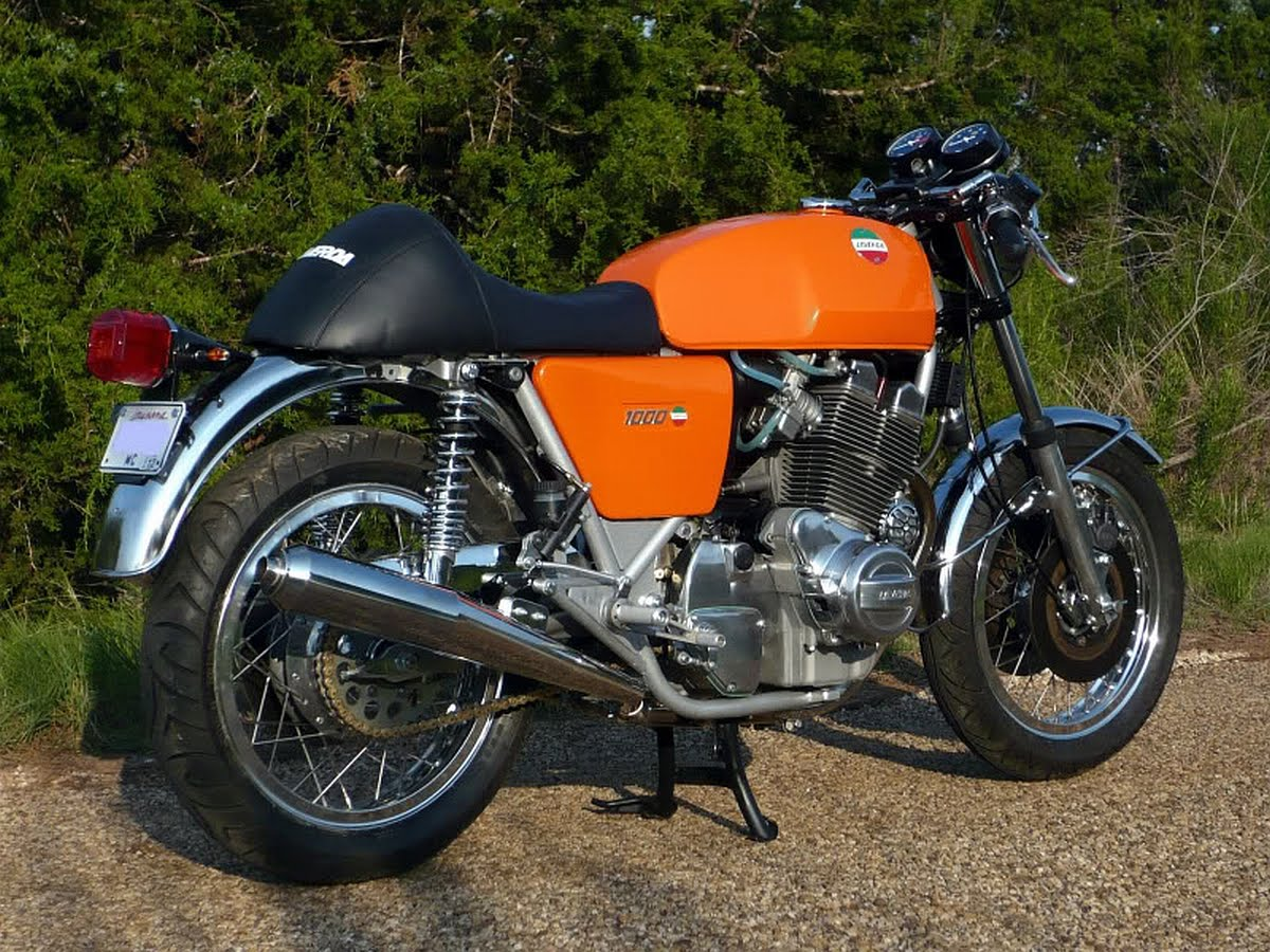 Laverda Naked bike #11