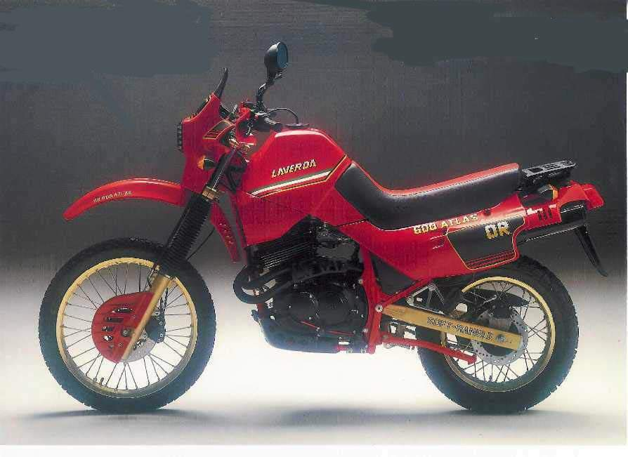 Laverda OR 600 Atlas 1987 #2