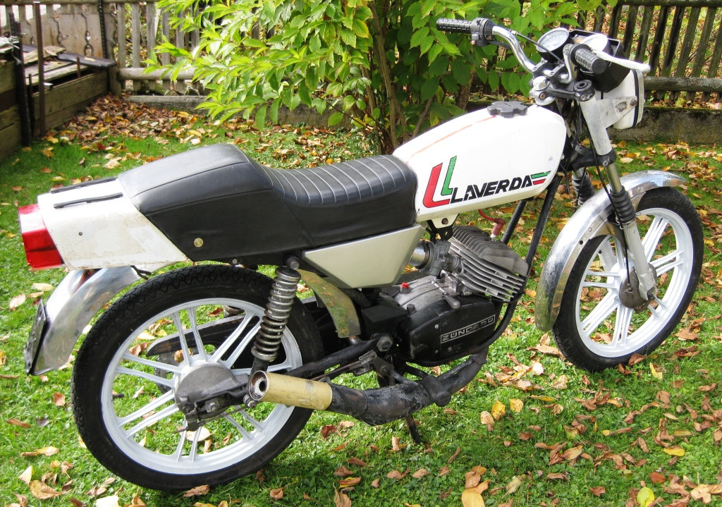 Laverda OR 600 Atlas 1989 #7