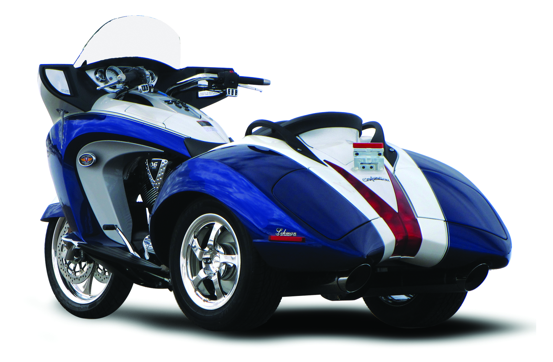 lehman trikes crossbow redefining the concept of luxury touring trike moto zombdrive com. Black Bedroom Furniture Sets. Home Design Ideas