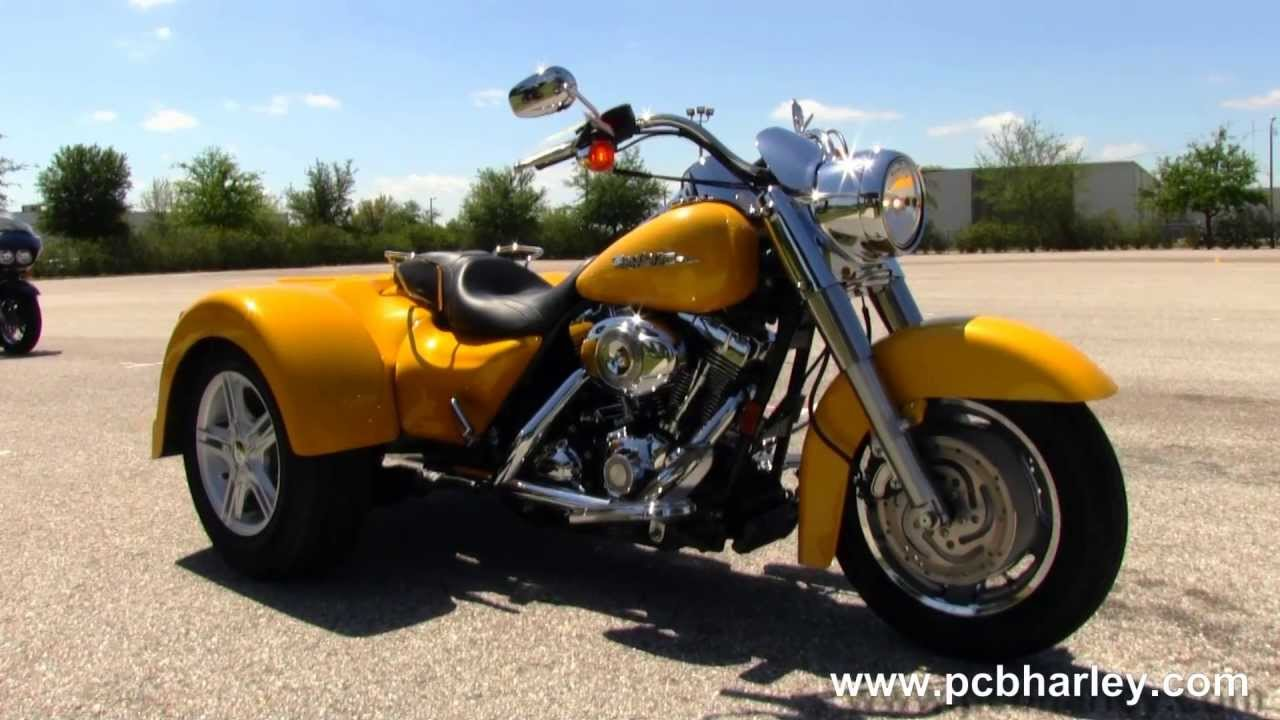 Lehman Trikes Renegade Road King 2010 #11