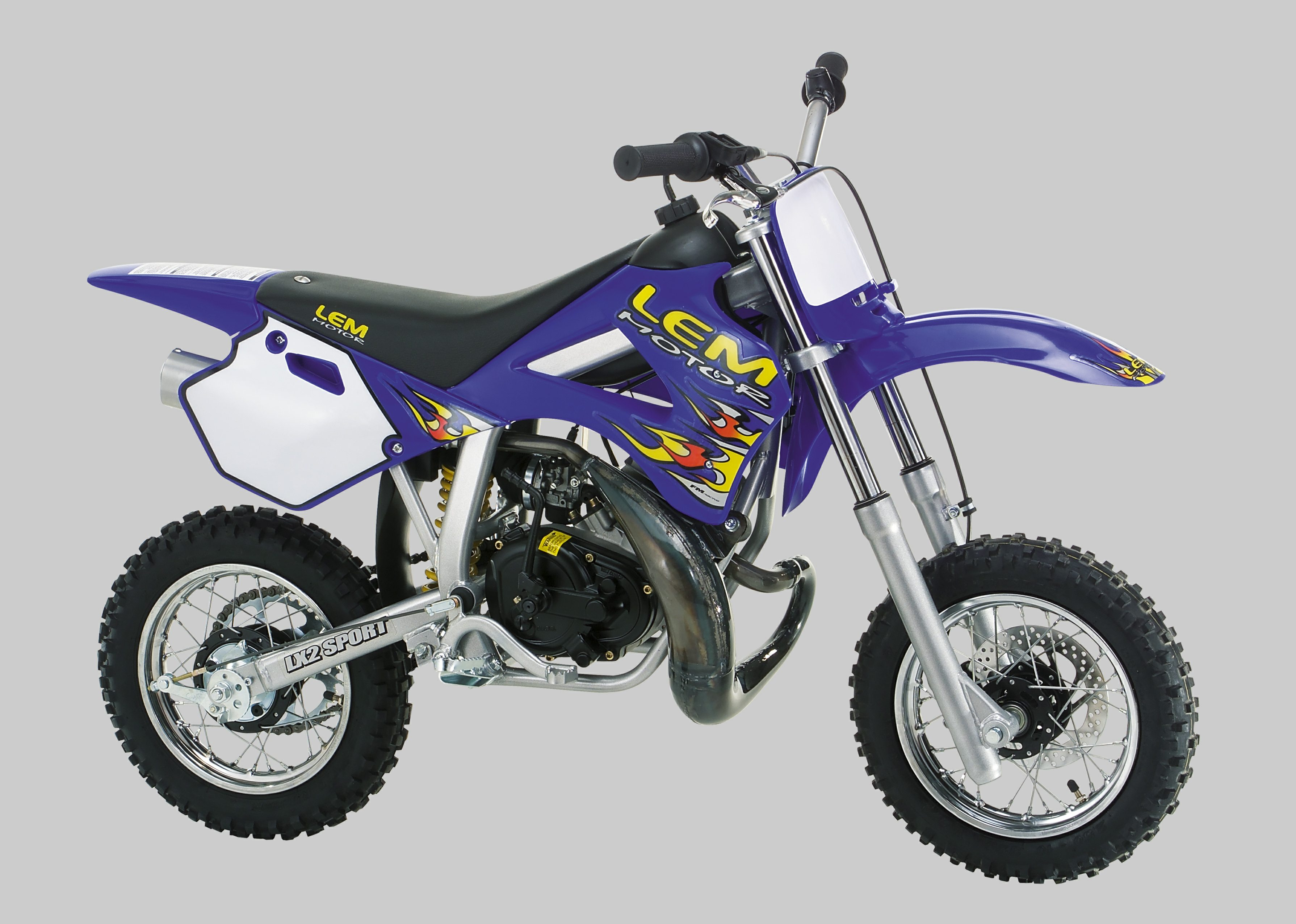 Is Lem LX 2 a Cross or a Minibike? #3