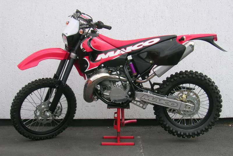 Maico GME 250 (reduced effect) #8