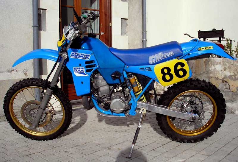 Maico GME 500 (reduced effect) 1985 #1