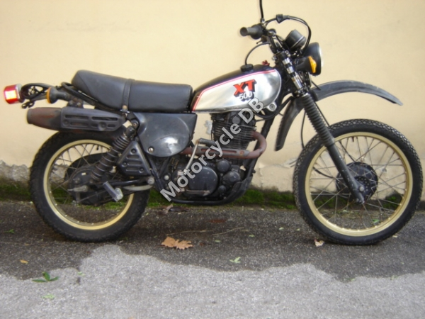 Maico GME 500 (reduced effect) 1985 #8