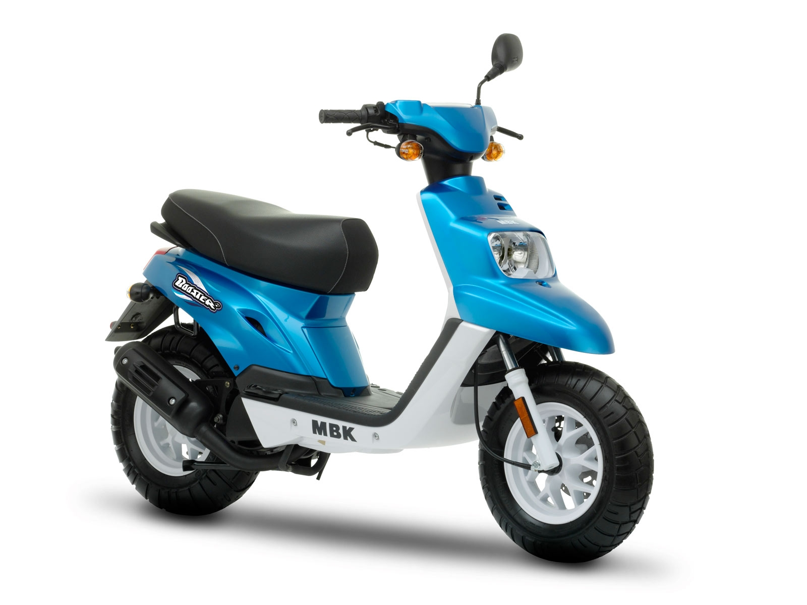 MBK Scooter #1