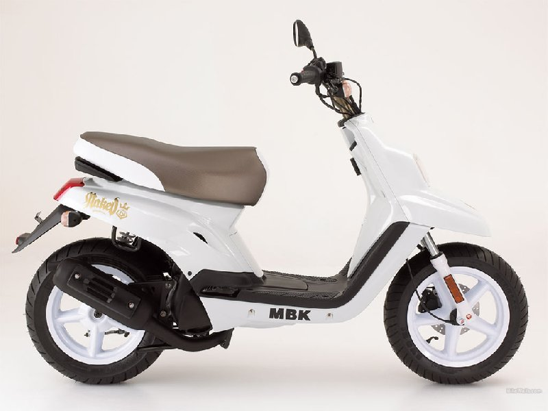 MBK Scooter #11