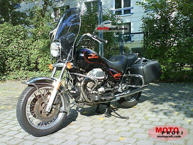 1994 Moto Guzzi California 1100 Injection #1