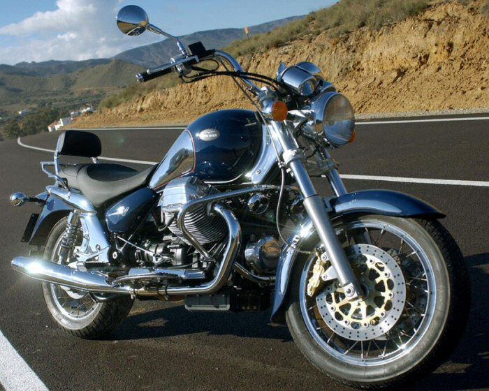 Moto Guzzi California 1100 Injection #5