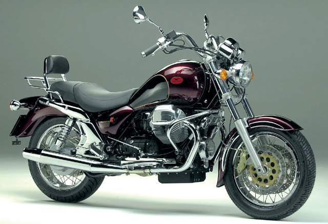 Moto Guzzi California 1100 Injection #8