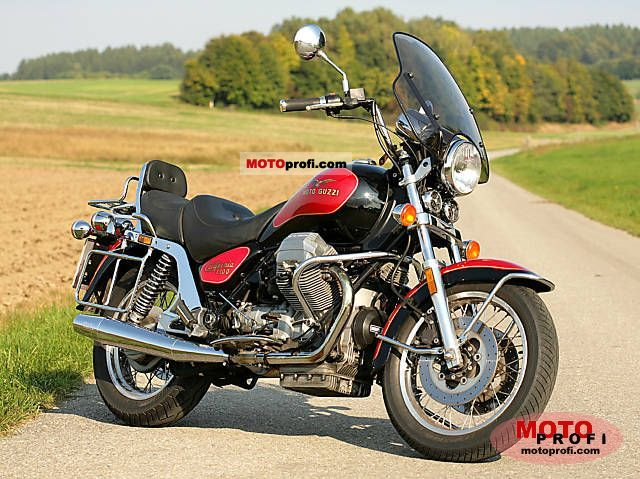 Moto Guzzi California 1100 Injection #9