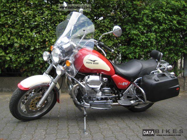 Moto Guzzi California EV Touring 2003 #10