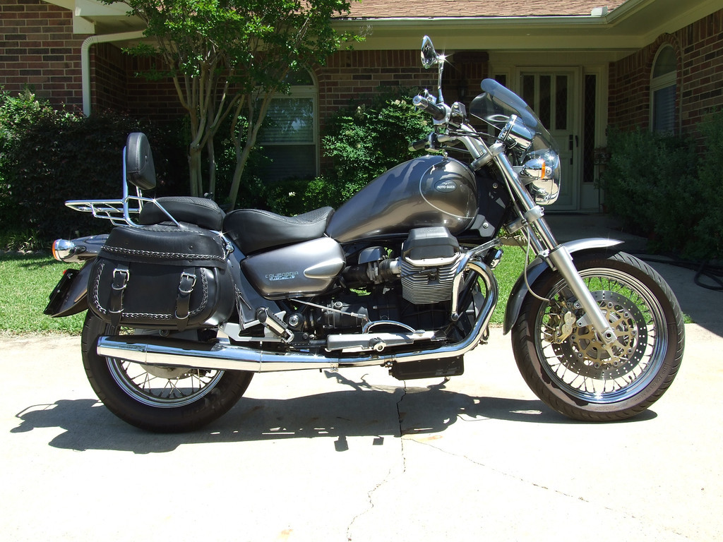 Moto Guzzi California EV Touring 2003 #12