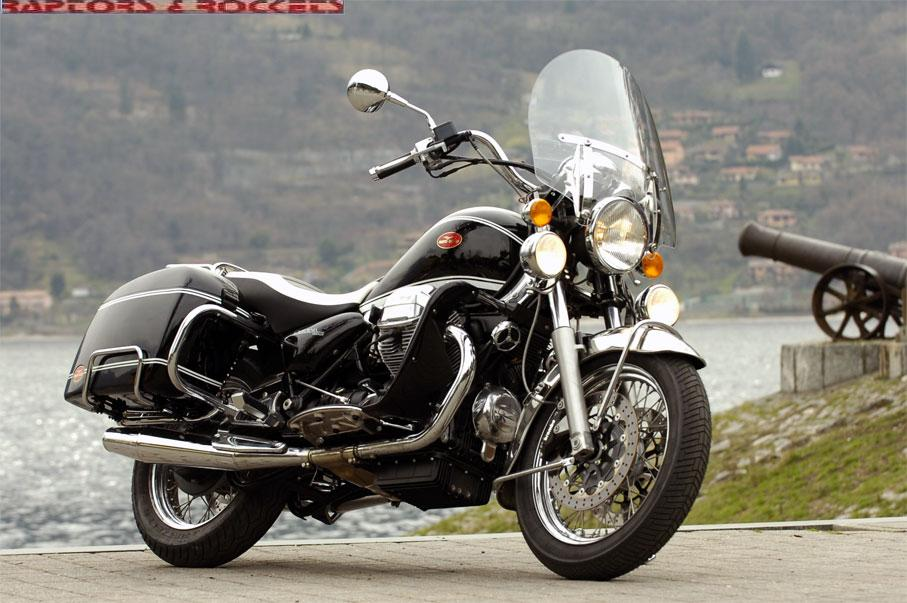 Moto Guzzi California EV Touring 2003 #6
