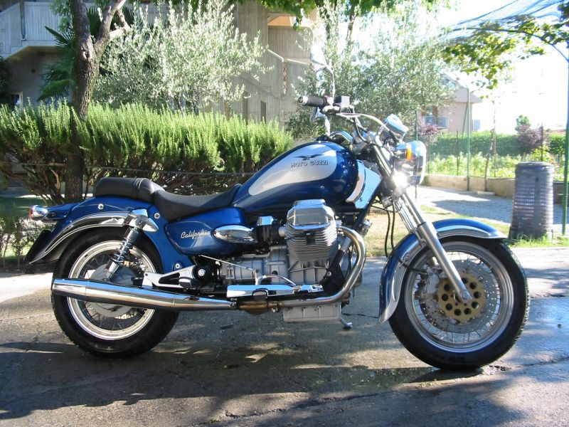 Moto Guzzi California EV Touring 2003 #7