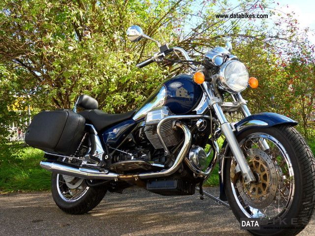 Moto Guzzi California EV Touring 2003 #8