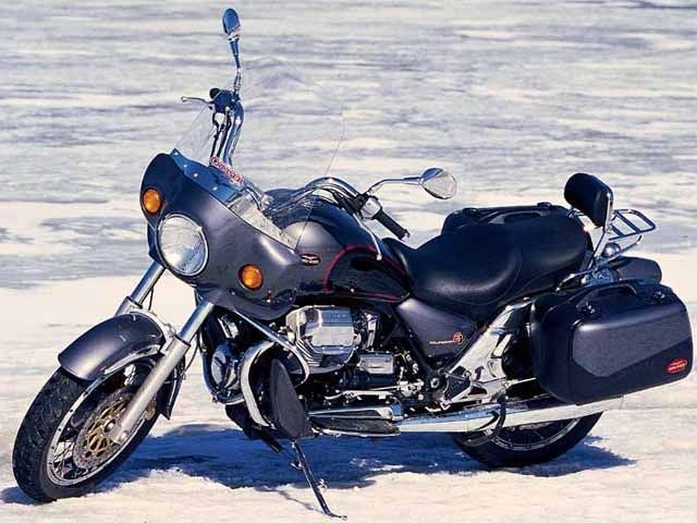 Moto Guzzi California EV Touring 2003 #9