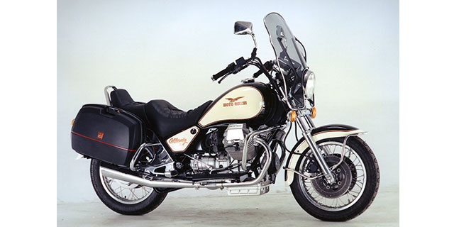 Moto Guzzi California III Injection 1991 #9
