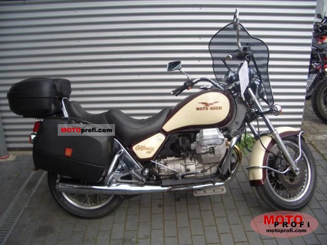 Moto Guzzi California III Injection 1991 #5