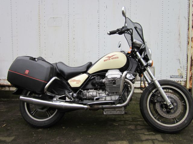 Moto Guzzi California III Injection 1991 #7