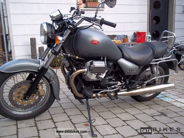 Moto Guzzi California Stone Metal #15