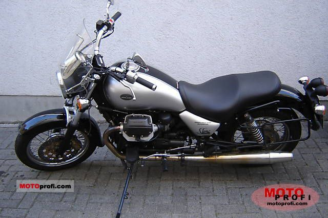 Moto Guzzi California Stone Metal #5