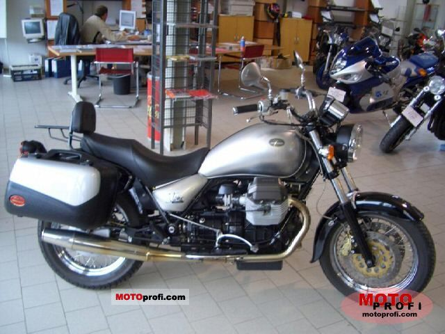 Moto Guzzi California Stone Metal #9