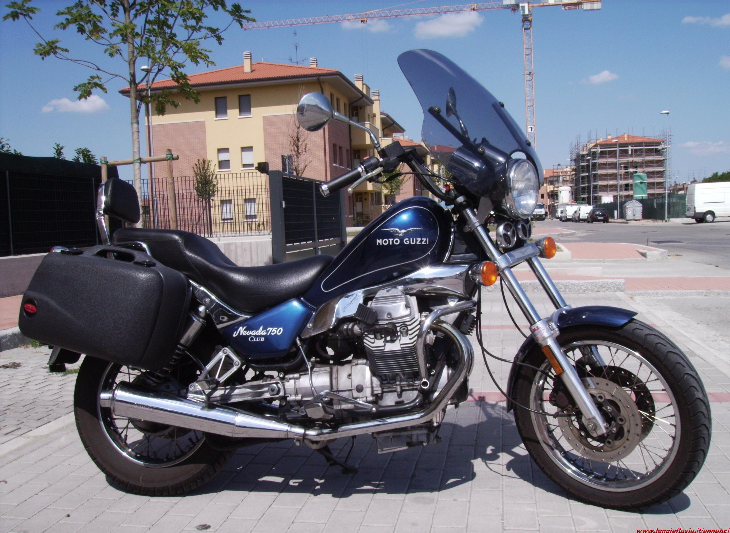 Moto Guzzi Nevada 750 Club 1999 #3