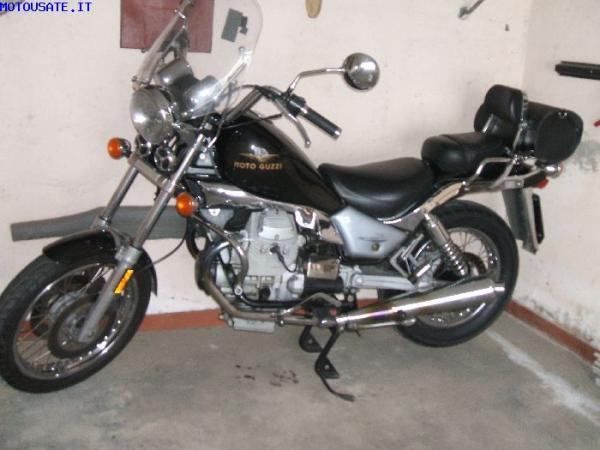 Moto Guzzi Nevada 750 Club 1999 #8